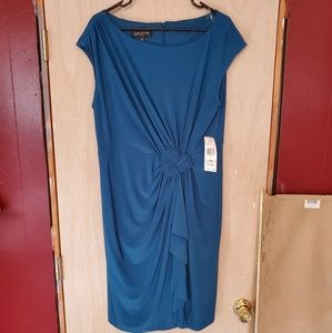 NWT Teal Formal Dress